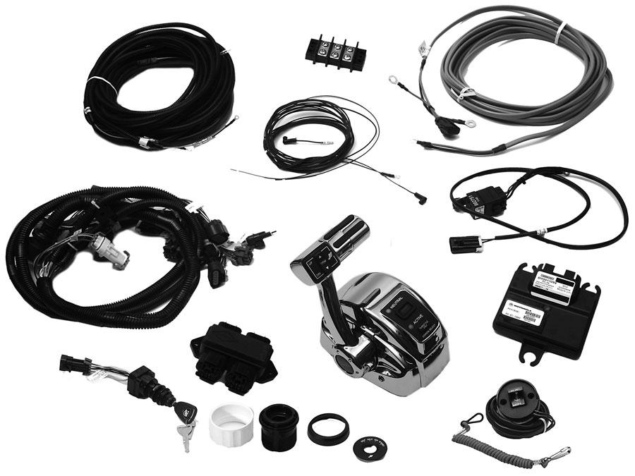 Rigging udstyr og Instrumenter