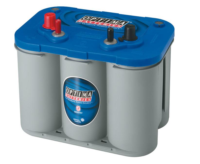 Optima batterier