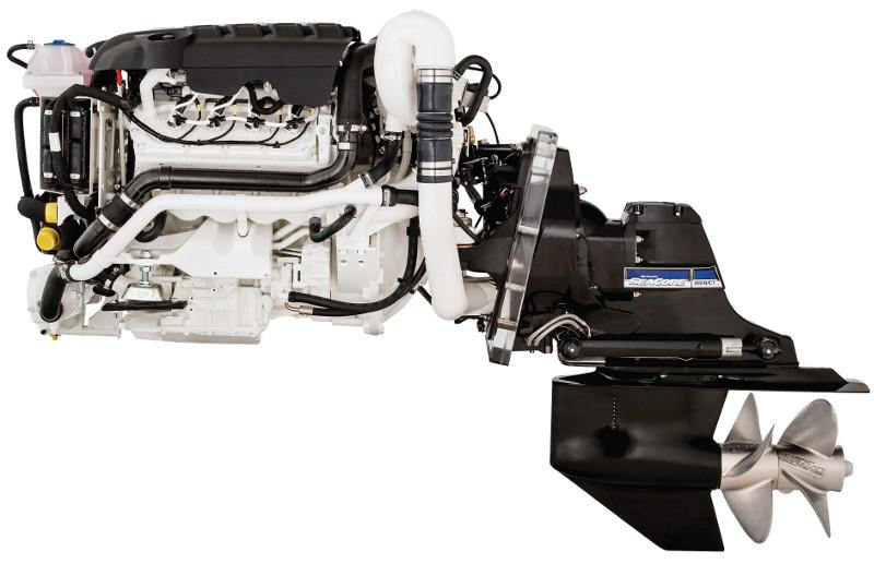 Mercury TDI 4.2 370 med BRAVO 3XR