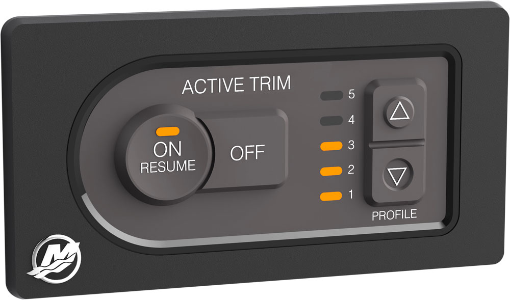 Active Trim - 75-115 HK 4-takt - Dobbelt Installation