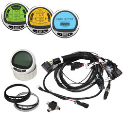 MercMonitor ECO NMEA 2000 Datalevel 3 Gateway Premier kit