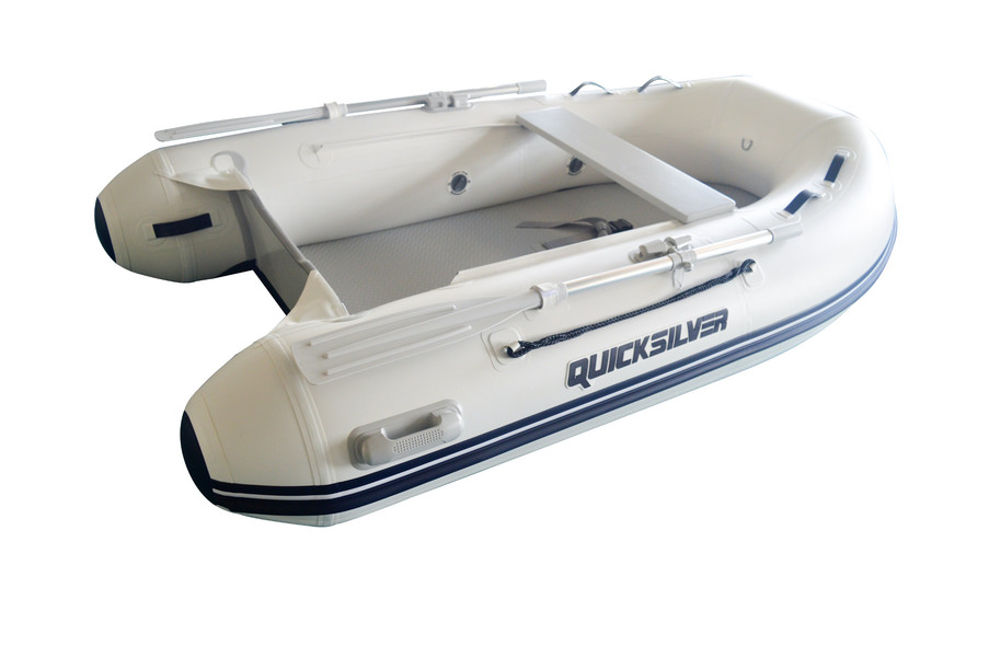 Quicksilver 240 Tendy Air Deck