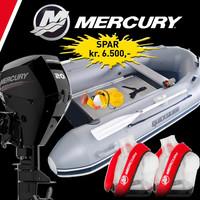 Quicksilver 320 Sport (Alu Floor)