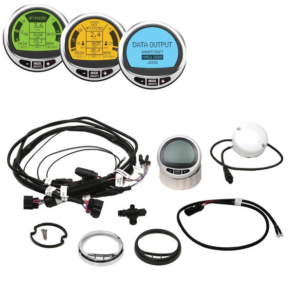 MercMonitor ECO NMEA 2000 Datalevel 3 Smarttow Pro kit