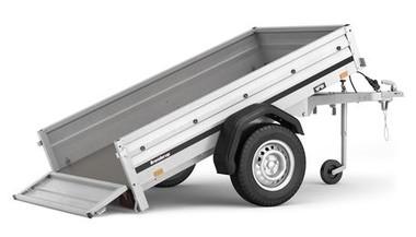 brugt bådtrailer 1300 kg