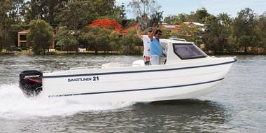 Smartliner CUDDY 21