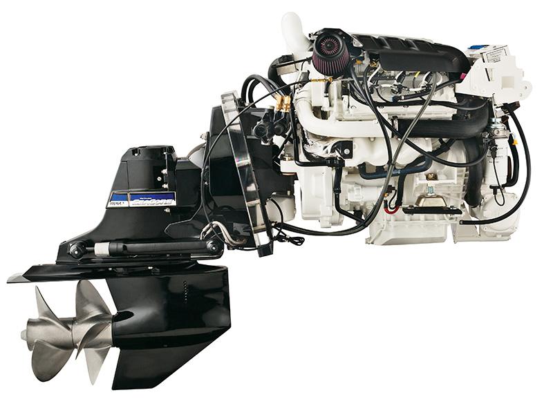 Mercury TDI 3.0 260 med BRAVO 1XR