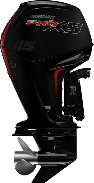 Mercury F115L Command Thrust Pro XS