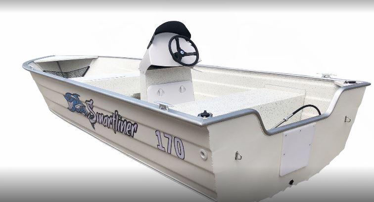 Smartliner alu Deluxe 170
