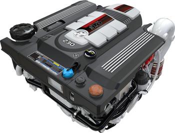 Mercury diesel MD 3.0-230 DTS Bobtail