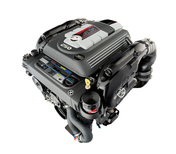 MerCruiser 4.5L MPI 250hk Alpha One drivline, med tilvalgt ferskvandskøling