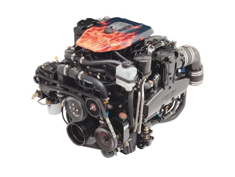 MerCruiser Plus serie motor 383 Mag MPI 350hk 6,3l , Bobtail - 865108R80