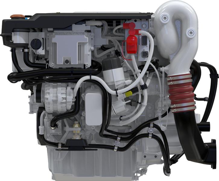 Mercury diesel MD 3.0-270 DTS med Bravo 1 XR drev